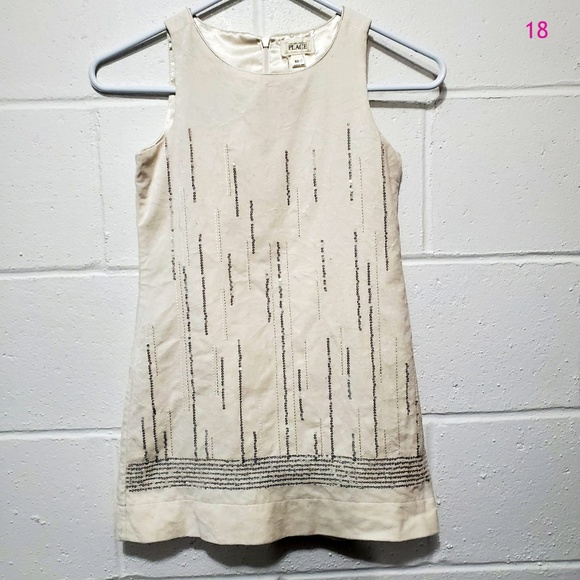 The Children's Place Other - The Children's Place Sequin Sleeveless Dress 6X/7